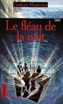 Couverture du livre : Le fléau de la nuit