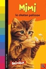 Couverture du livre : Mimi le chaton polisson