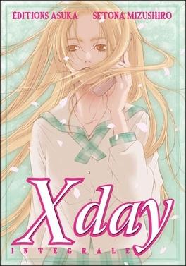 Couverture du livre : X Day : Intégrale
