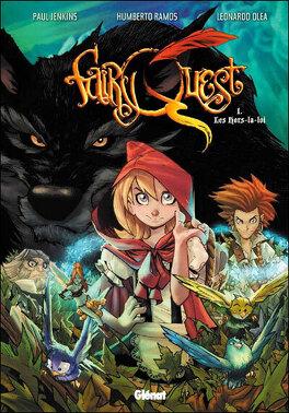 Couverture du livre : Fairy Quest, Tome 1 : Les Hors-la-loi