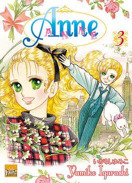 Couverture du livre : Anne, tome 3