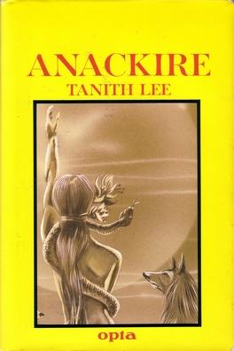 Couverture du livre : Anackire