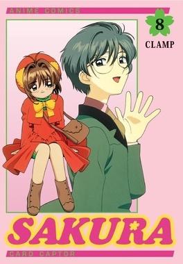 Couverture du livre : Card captor Sakura - Anime comics, tome 8