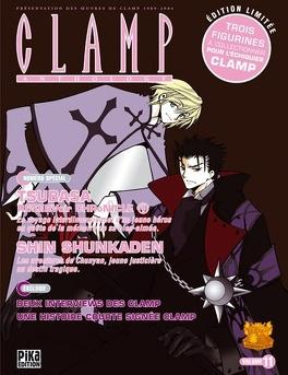 Couverture du livre : Clamp Anthology #11