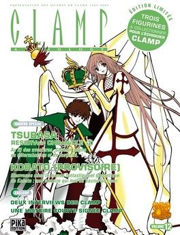 Couverture du livre : Clamp Anthology #12