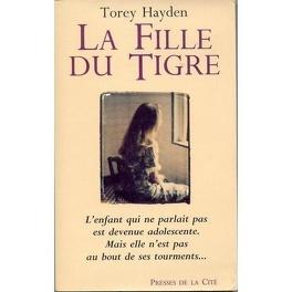 Couverture du livre : La fille du tigre