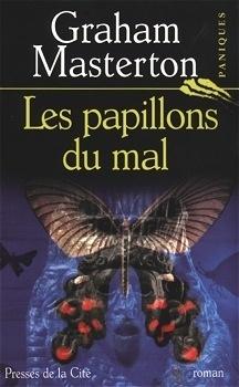 Couverture de Les papillons du mal