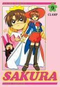 Card captor Sakura - Anime comics, tome 9