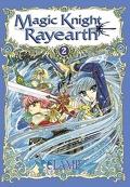 Magic Knight Rayearth, tome 2