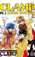 Clamp School Detectives, Tome 1