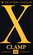 X, Tome 16