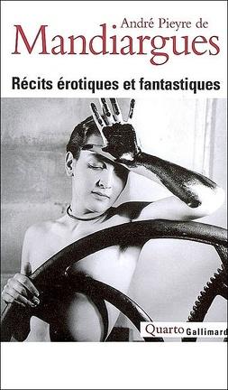 Couverture du livre : Récits érotiques et fantastiques