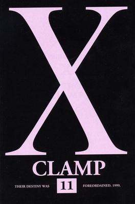 Couverture du livre : X, Tome 11