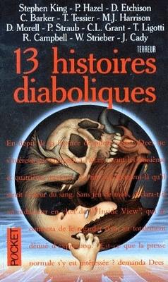 Couverture de 13 histoires diaboliques