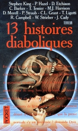 Couverture du livre : 13 histoires diaboliques