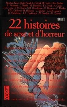 Couverture du livre : 22 Histoires de sexe et d'horreur