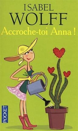 Couverture du livre : Accroche-toi Anna !