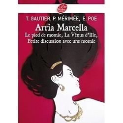 Couverture de Arria Marcella et autres nouvelles fantastiques