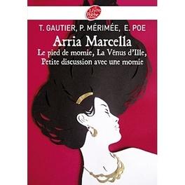 Couverture du livre : Arria Marcella et autres nouvelles fantastiques