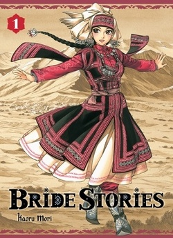 Couverture de Bride Stories, Tome 1