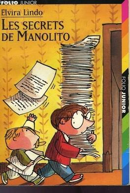 Couverture du livre : Les secrets de Manolito