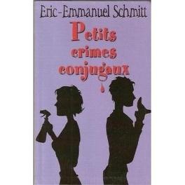 Couverture du livre : Petits crimes conjugaux