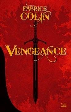 Couverture du livre : Vengeance