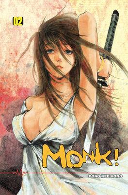Couverture du livre : Monk! Tome 2