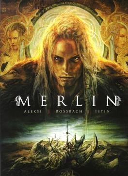 Couverture du livre : Merlin