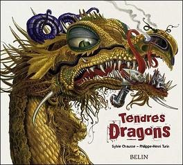 Couverture du livre : Tendres Dragons