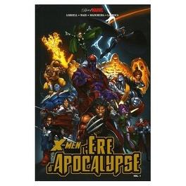 Couverture du livre : X-Men : l'Ère d'Apocalypse, Tome 1