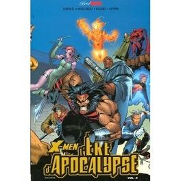 Couverture du livre : X-Men : l'Ère d'Apocalypse, Tome 3