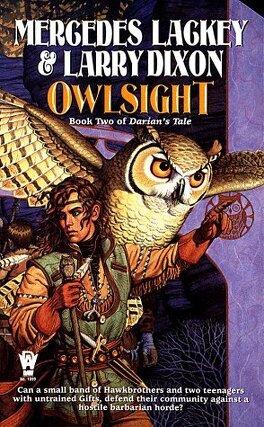 Couverture du livre : The Owl Mage Trilogy, Tome 2 : Owlsight