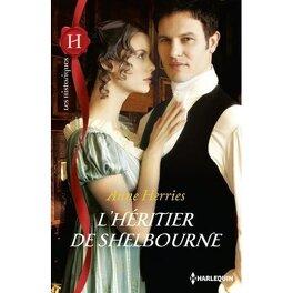 Couverture du livre : L'héritier de Shelbourne