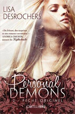Couverture du livre : Personal Demons, Tome 2 : Péché Originel