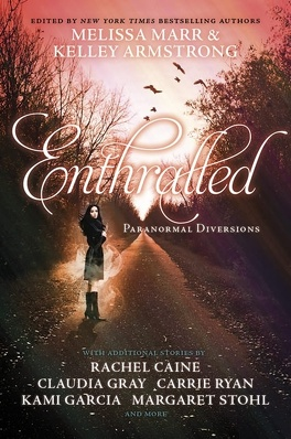 Couverture du livre : Enthralled: Paranormal Diversions