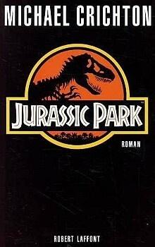 Couverture du livre : Jurassic Park