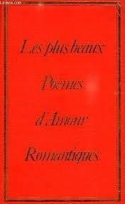 Les Plus Beaux Poèmes Damour Romantiques Livre De Inconnu