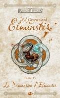 Les Royaumes oubliés - La séquence d'Elminster, Tome 4 : La Damnation d'Elminster