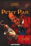 couverture Peter Pan, Tome 5 : Crochet