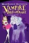 couverture Queen Betsy, Tome 4 : Vampire et Irrécupérable
