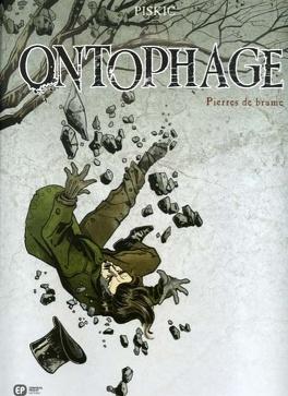 Couverture du livre : Ontophage, tome 1 : Pierres de brume