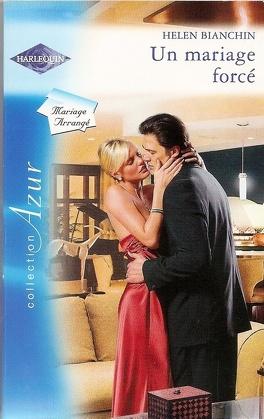 Couverture du livre : Un mariage forcé