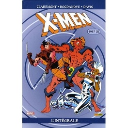 Couverture du livre : X-Men l'Intégrale : 1987 : Tome 1