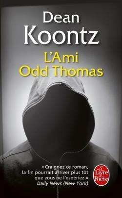 Couverture du livre : L'Ami Odd Thomas
