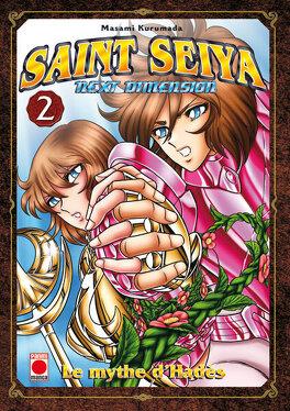 Couverture du livre : Saint Seiya - Next Dimension, tome 2