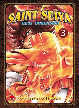 Couverture du livre : Saint Seiya - Next Dimension, tome 3