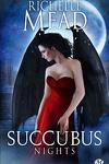 couverture Georgina Kincaid, Tome 2 : Succubus Nights