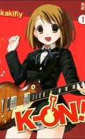 K-on!, Tome 1