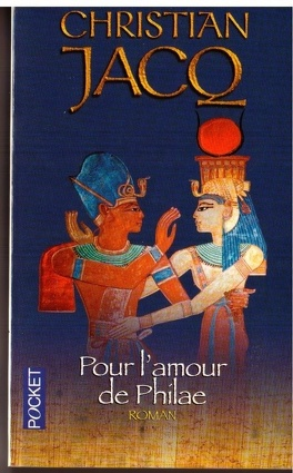 Couverture du livre : Pour l'amour de Philaé
